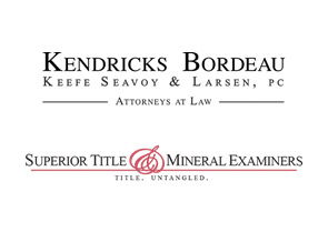 Kendricks Bordeau - Superior Title logos.