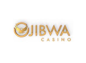 Ojibwa Casino logo.